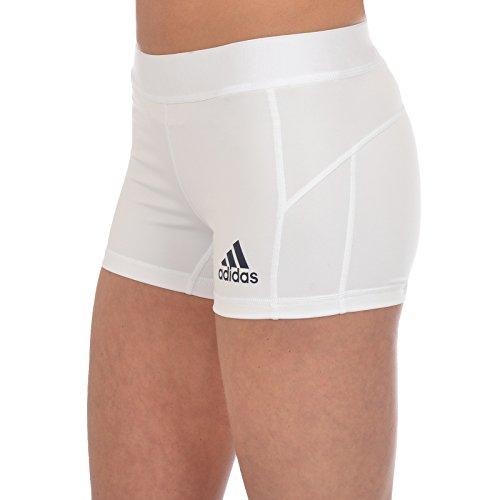 adidas - Short de sport - Femme blanc blanc