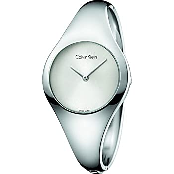 Calvin Klein Bare Womens Quartz Watch K7G2M116