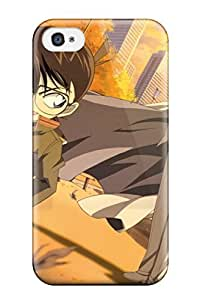 BfHEjXC11446dDHTd HermanLWilliams Awesome Case Cover Compatible With Iphone 4/4s - Detective Conan
