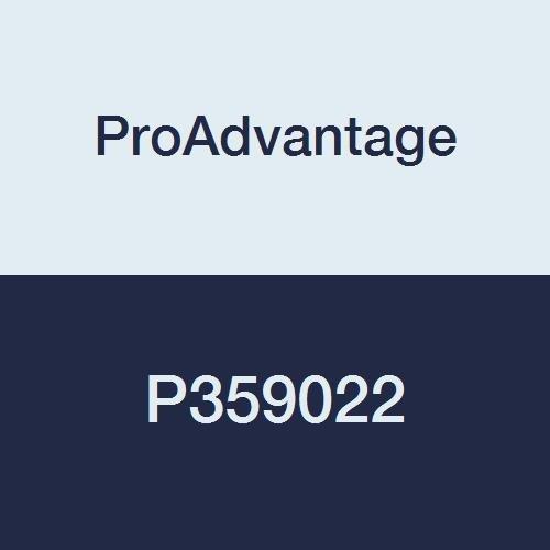 Pro Advantage P359022 Soft Nitrile Glove, Small, Blue (Pack of 2000)