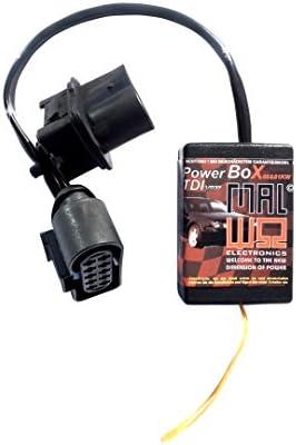Mal Electronics Gmbh Vp37 Powerbox Diesel Chiptuning Modul Passend Für Vw Volkswagen Golf Iv 1 9 Tdi 66 Kw 90 Ps 210 Nm Auto
