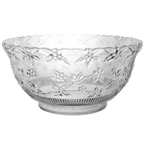 8 quart punch bowl - 8