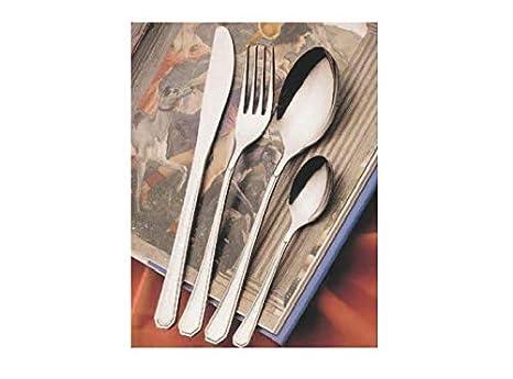 Gnali Liberty - Juego de 2 cuchillos de mesa con expositor ...
