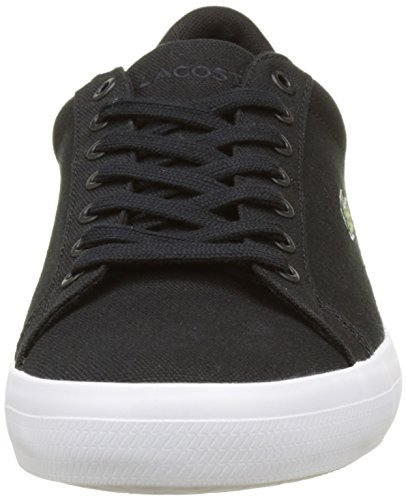Men's Black Lacoste Lerond Trainers 2 CAM BL Black SRUqz
