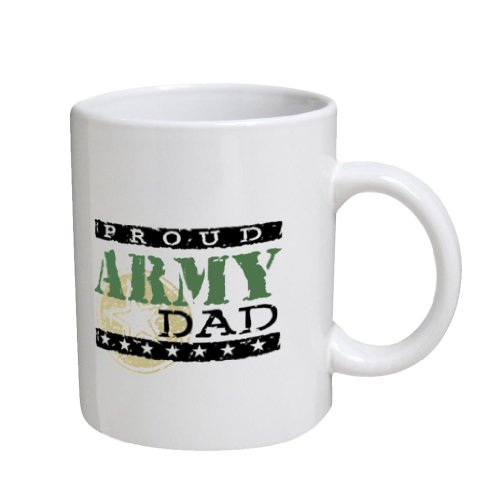Proud Army Dad Coffee Cup