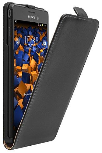 mumbi Flip Case Sony Xperia M4 Aqua Tasche