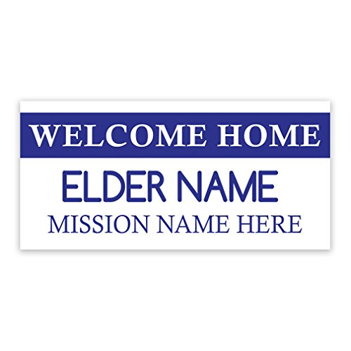 Tag Missionary Banner Perfect homecomings product image
