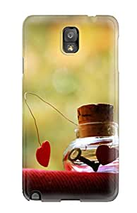 LLYH Premium Protective Hard Case For Galaxy Note 3- Nice Design - Best Love