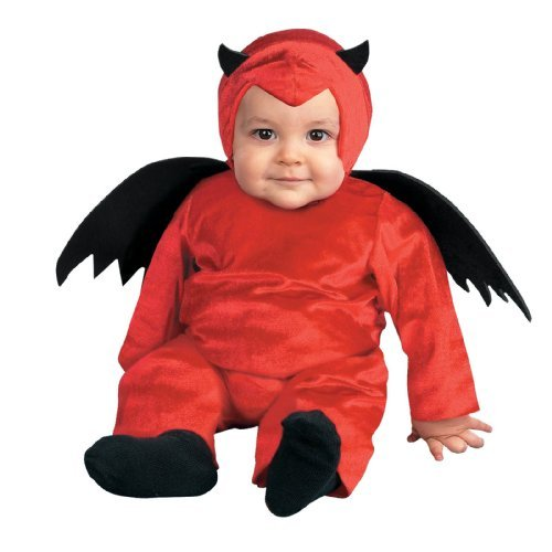 Devil D'little Costume - Infant/toddler Costume 12-18 Months