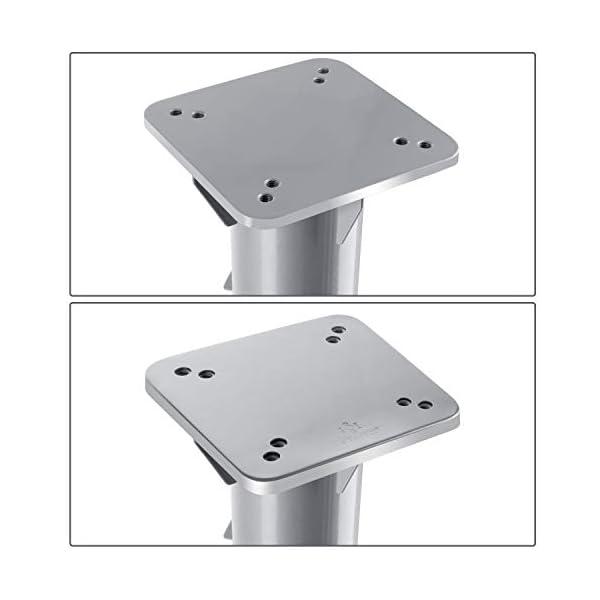 41sCpqcREBL KESSER® - Metall Universal-Bodenplatte Sonnenschirmständer für Sonnenschirm - Ampelschirm - Kurbelschirm   Bodenanker…