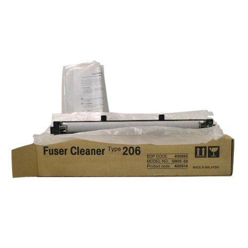 Ricoh Ap206 Type - Ricoh Fuser Cleaner, 12000 Yield, Type 206 (400892)