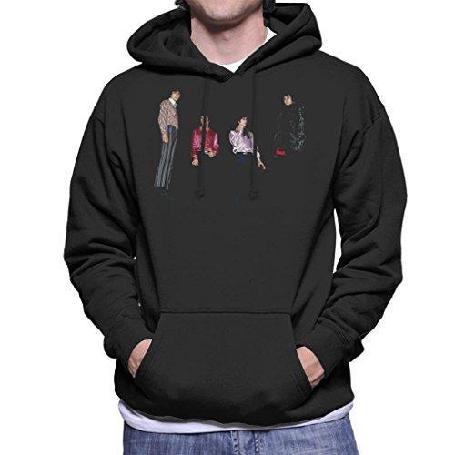 Pink Floyd 1967 Men's Hooded Sweatshirt (Pink Floyd 1967 The First 3 Singles)