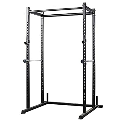 Rep Fitness Power Rack - PR-1000 - Dual Pullup Bars, Numbered Uprights, 1000 lb Rated, and Optional Upgrades