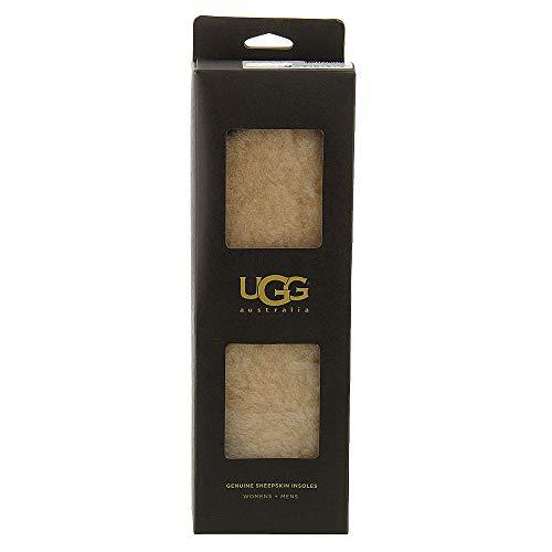 UGG Accessories Women's Sheepskin Insole, White, 12 Medium US by UGG (Image #1)