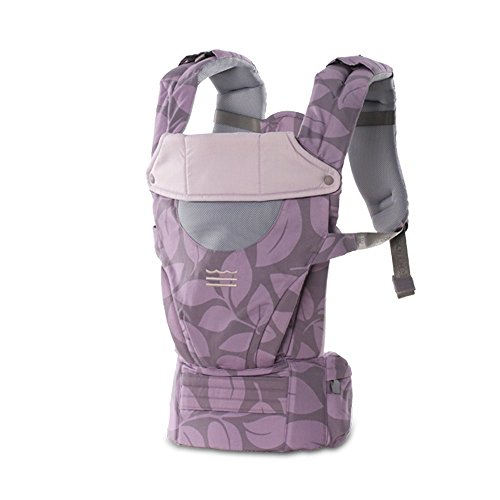 SINNAYEO - Silva Natural Organic Soft Baby Carrier (Herb Lavender) by SINNAYEO
