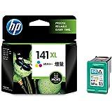 ヒューレット・パッカード HP 141XLプリントカートリッジ カラー 増量