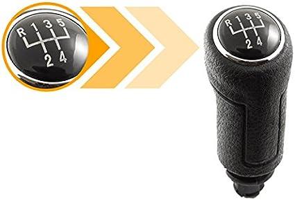 Pomo para palanca de cambio 5 velocidades para Volkswagen Polo IV ...