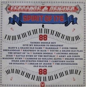 Ferrante & Teicher: Spirit Of 176 [Vinyl LP] [Stereo]