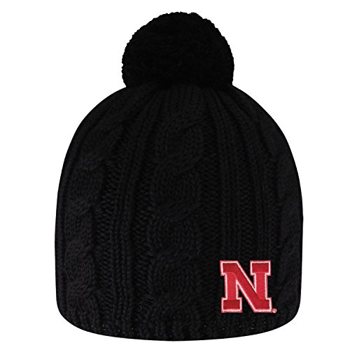 University of Nebraska Cumberland Pom Pom Beanie