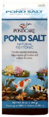 Mars Fishcare North America 156C 4.4-Lb. Pond Salt