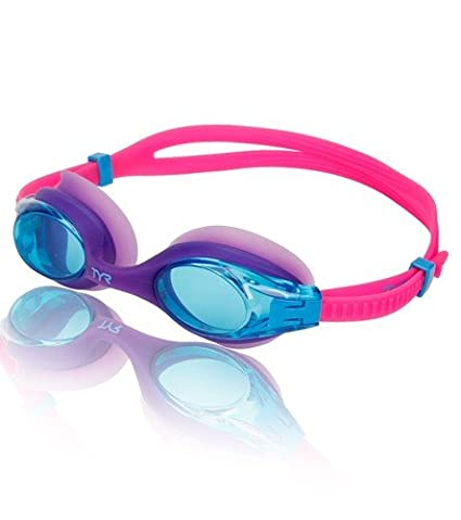 d49e07d5e85 Buy TYR Big Swimple Berry Fizz Swimming Goggle Online at Low Prices in  India - Amazon.in