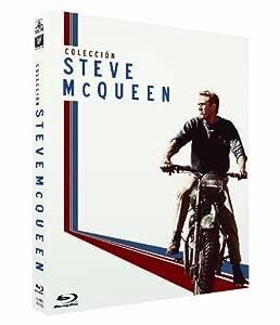 Coleccion Steve Mcqueen - Blu-Ray [Blu-ray]: Amazon.es ...