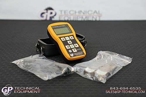 GE DM5E Ultrasonic Thickness Gage - Portable Krautkramer Olympus -