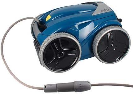 Zodiac WR000035 - Robot limpiafondos automático RV 5500 Vortex Pro 4WD: Amazon.es: Jardín