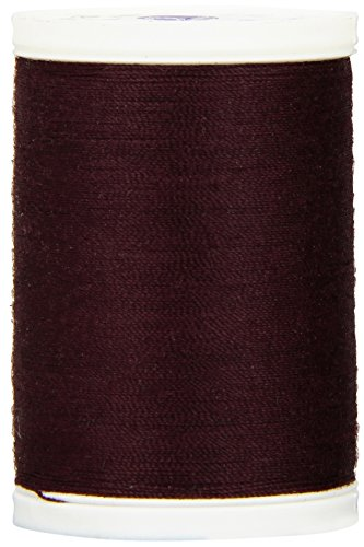 Coats: Thread & Zippers S910-2980 Dual Duty XP General Purpose Thread, 250-Yard, Maroon (Maroon Thread)