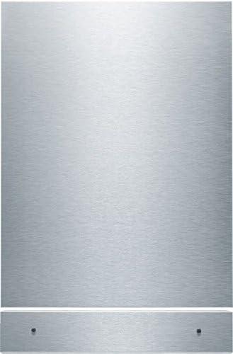Bosch SPZ2044 pieza y accesorio de lavavajillas - piezas y accesorios de lavavajillas (Decor panel, Bosch, Acero, Plata)