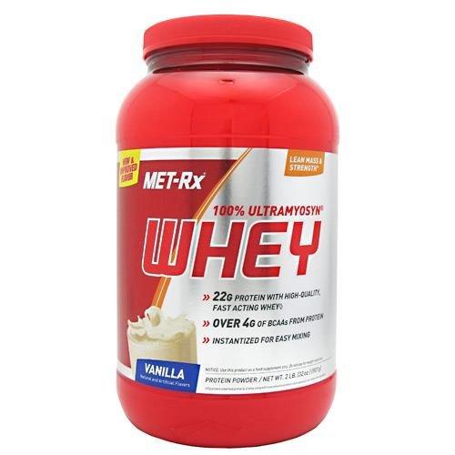 MET-Rx Ultramyosyn Whey Vanilla, 2 pound