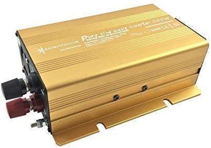 PRO PLUS 12V-230V 300//600W SPANNUNGSWANDLER WECHSELRICHTER INVERTER REINER SINUS