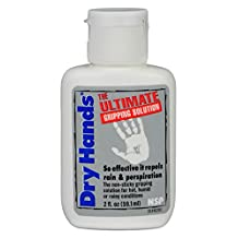 Nelson Sports Products Dry Hands 2oz Grip Aid