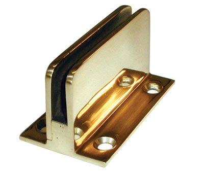 - Lavi Brass GlassClip 1/4