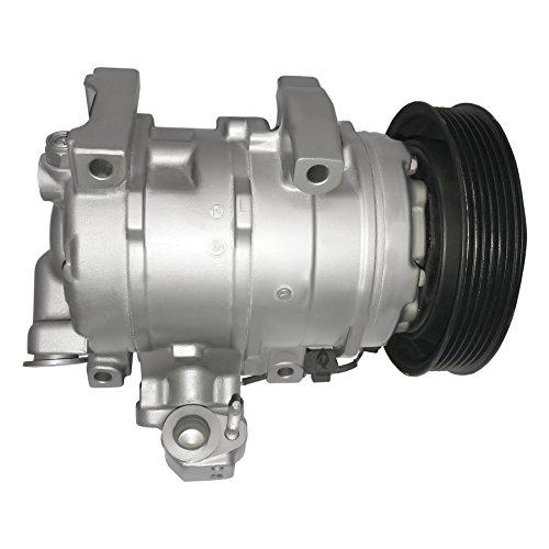 RYC Remanufactured AC Compressor and A/C Clutch AEG334