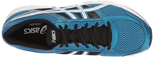 ASICS Men's Gel-Contend 4 Running Shoe, Thunder Blue/White/Black, 6 M US by ASICS (Image #8)