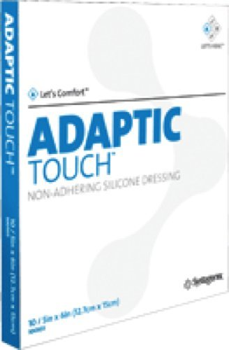 (53500503 - ADAPTIC Touch Non-Adhering Silicone Dressing 5 x 6)