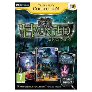 Triple Play Collection - Haunted Adventures (PC) (UK IMPORT) (Imports Salem)