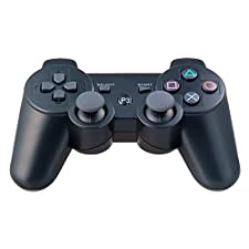 IDS Wireless controller for PlayStation 3 (Black)