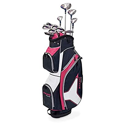 Callaway Women's Strata Tour Complete Golf Set