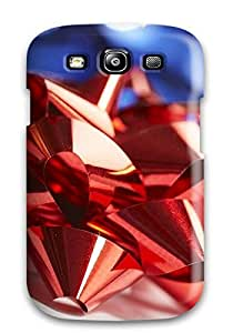 Awesome Case Cover/galaxy S3 Defender Case Cover(christmas Holiday Christmas) by supermalls