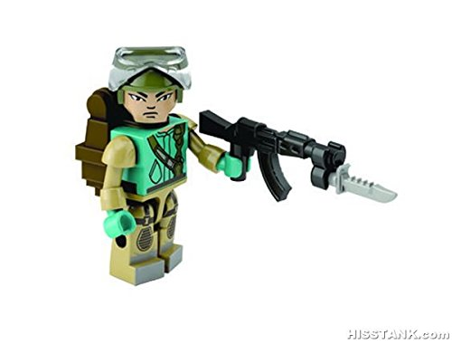 Kre-o G.I. Joe Collection 4 Franklin