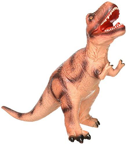 Tyrannosaurus Rex Soft Plastic Dinosaur (Large) (Soft Large Rubber)