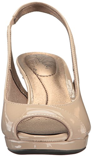 sale ebay outlet low price LifeStride Women's Invest Dress Sandal Tender Taupe free shipping 100% original cheap sale get to buy limited edition sale online TzJWEc