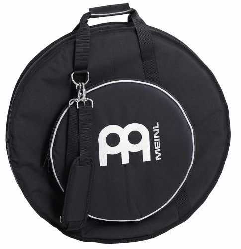 (Meinl Cymbals MCB22 Professional 22-Inch Cymbal Bag, Black)