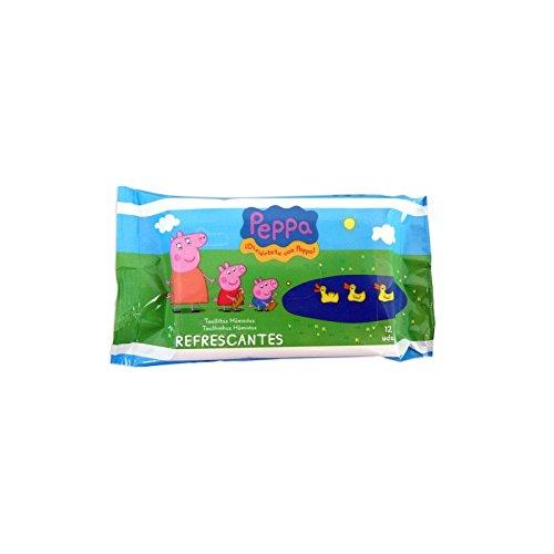 Peppa Pig Toallitas Húmedas Refrescantes - 80 gr: Amazon.es: Salud y cuidado personal