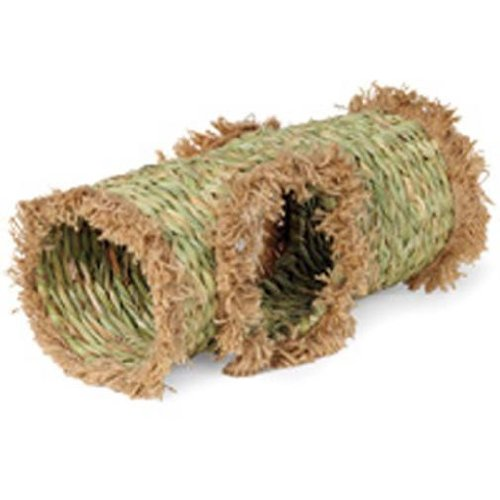 Prevue Pet Products Grass Tunnel 13.5in x 5.5in to 6in Diameter