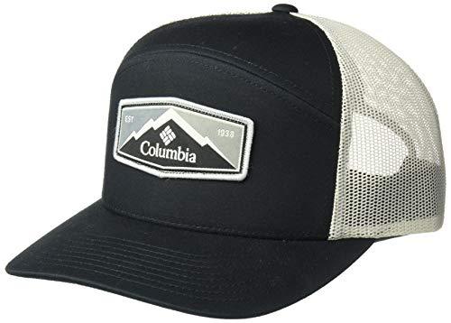 Back Trail Snap Columbia Cool Grey Hat Evolution Patch Ii Black 1BqO7OI