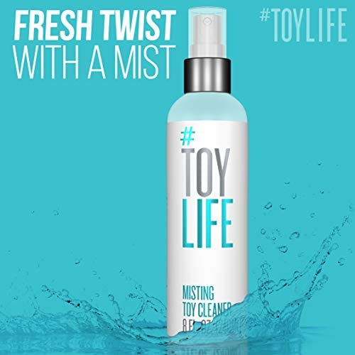 #ToyLifestyles All Purpose Misting Toy Cleaner, 8 Oz