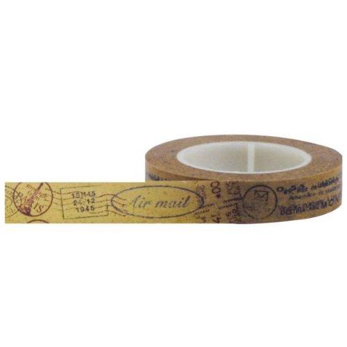 UPC 849431000308, Little B 100030 Decorative Paper Tape, Postmark